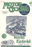 Motor Cycling Magazine 5th Oct 1944 !!! RARE !!! WW2 ISSUE